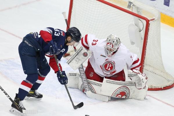 Хоккеисты «Торпедо» в восьмой раз подряд обеспечили себе выход в плей-офф КХЛ