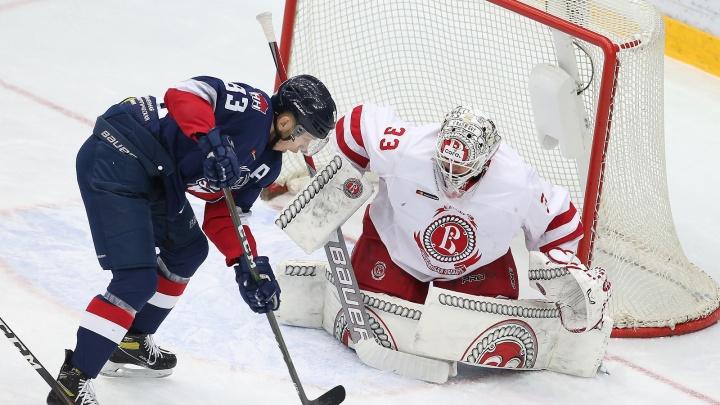 Хоккеисты нижегородского «Торпедо» обыграли команду из Подмосковья и вышли в плей-офф