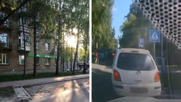 Водитель, сбивший насмерть 5-летнего мальчика в Академгородке, купил Audi Q7 год назад