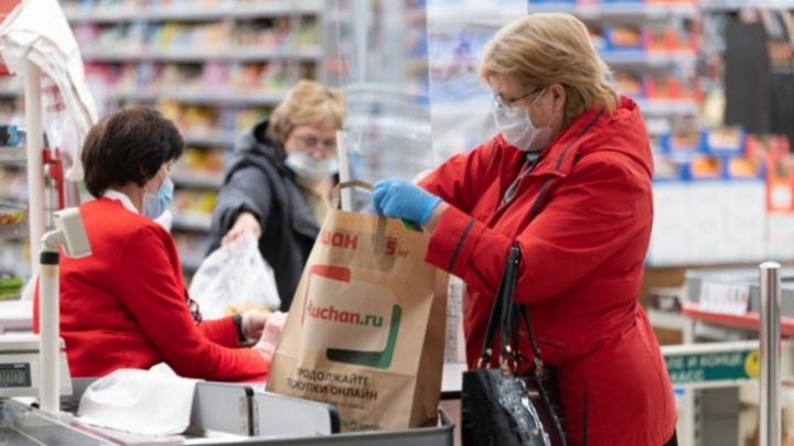 Волгоградским пенсионерам ограничили время похода по магазинам