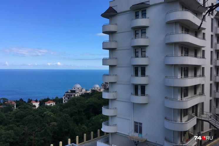 Квартира с окнами на море — для многих россиян несбыточная мечта