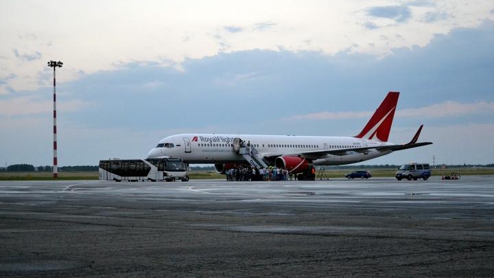 Из Омска впервые почти за два года запустят прямой рейс в Турцию