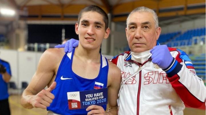 Югорский боксер Альберт Батыргазиев пробился в полуфинал Олимпийских игр в Токио