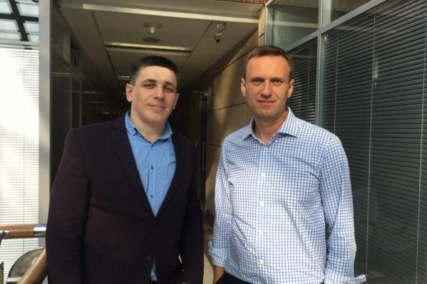 Андрей Боровиков несколько раз лично встречался с Навальным