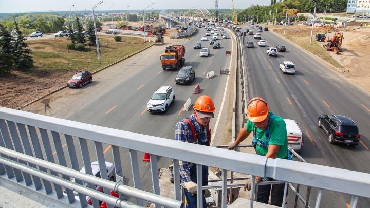 Стали известны планы по строительству дорожной инфраструктуры в Уфе