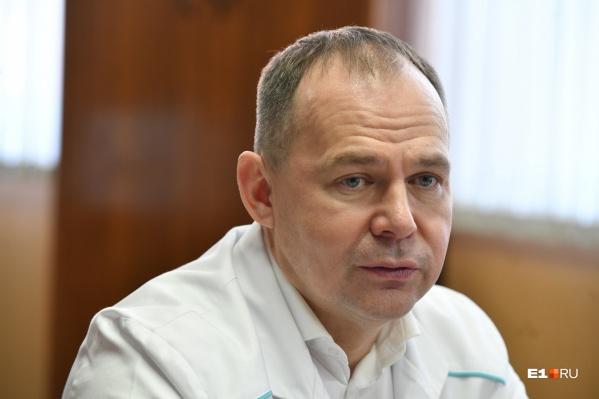 Главврач рассказал, почему, по его мнению, в 2019 году уволились несколько именитых заведующих отделений