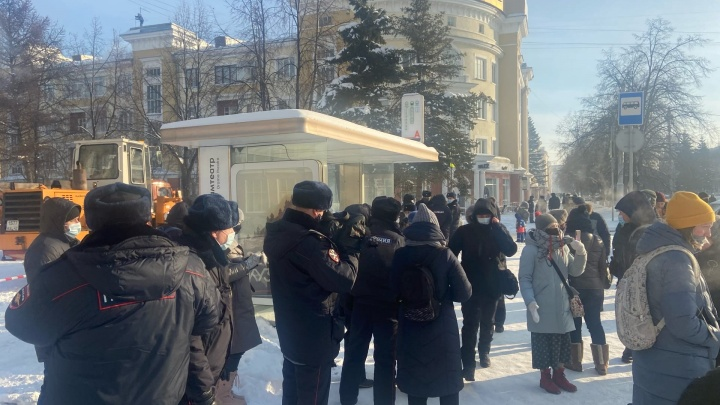 В кафе в центре Кемерово начали отключать электричество