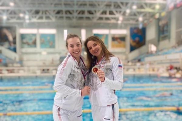 Ульяна Клюева, несмотря на пандемию и отсутствие нормальной тренировочной площадки, продолжает завоевывать награды для Волгограда