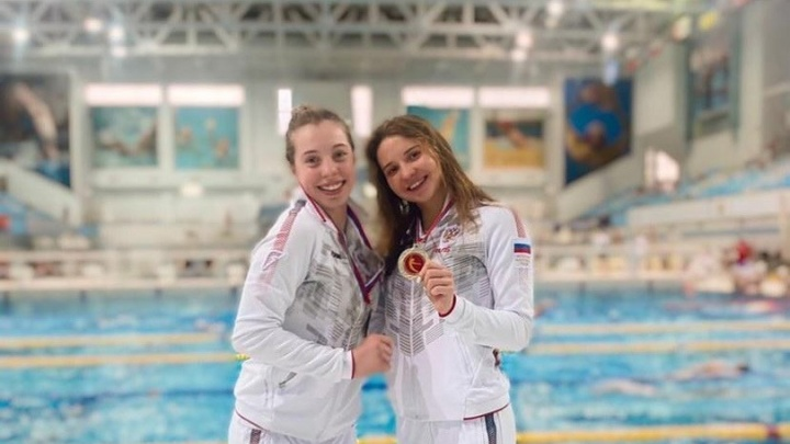 «Стелила маты во дворе»: волгоградская чемпионка Европы о пандемии, тренировках в саду и новом бассейне
