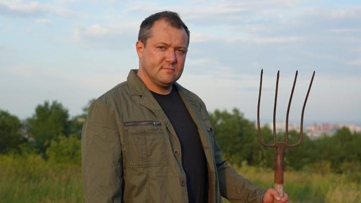 У журналиста Полушина нашли историческое фото со свастикой — теперь его могут снять с выборов