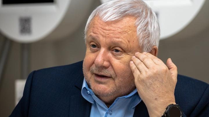 Константин Титов, первый губернатор Самарской области: «У меня не было оружия и охраны»