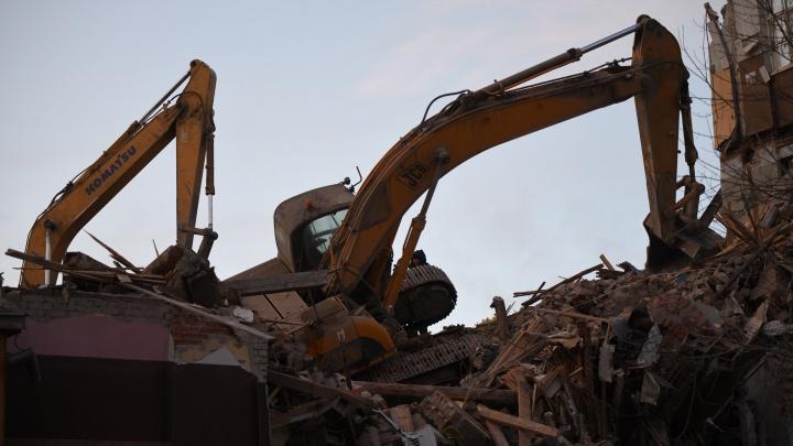 В Екатеринбурге выберут дома, которые снесут в рамках реновации