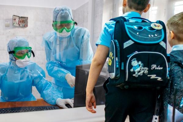Цель этого исследования — посмотреть, какие вирусы сейчас циркулируют на Южном Урале