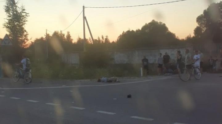 В Ярославле пьяный водитель насмерть сбил женщину и покалечил ее детей