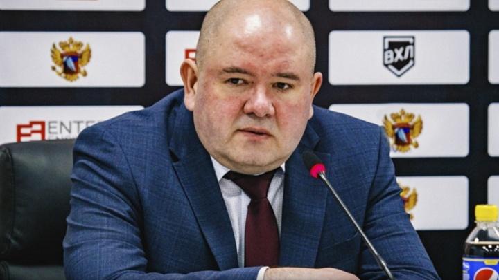 В хоккейном клубе «Молот-Прикамье» сменился главный тренер