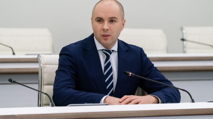 Бывший свердловский депутат стал главой проектной дирекции Минстроя