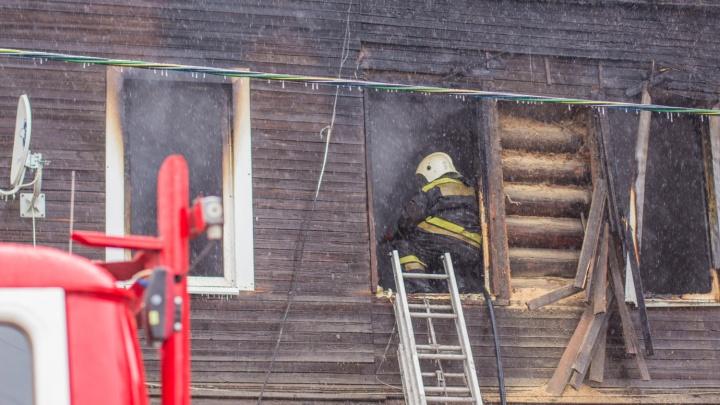 В Самарской области из-за печных пожаров погибли 9 человек