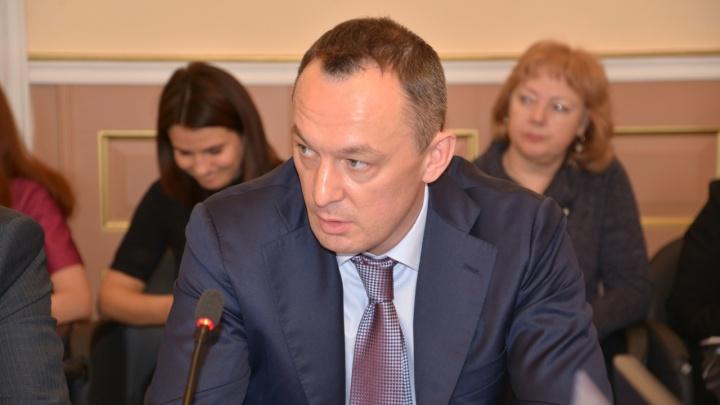 В центре Перми полиция задержала депутата Госдумы Алексея Бурнашова