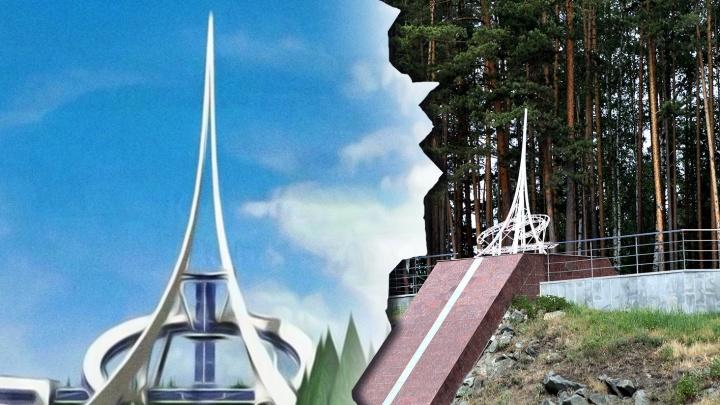 Вместо «Эйфелевой башни» — бантики от молодоженов. Как угасает туристический мегапроект под Екатеринбургом