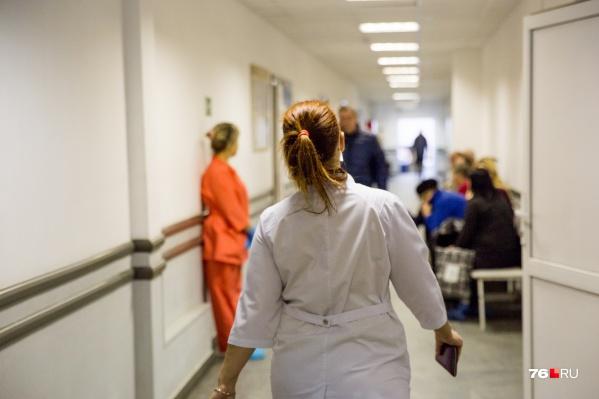20 врачей получили награды за работу во время пандемии