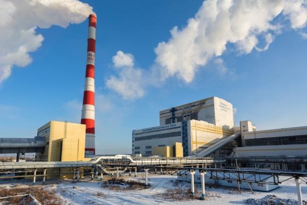 """Красноярская ТЭЦ <nobr class=""""_"""">№ 3</nobr> станет работать по европейским стандартам, чтобы минимизировать нагрузку на экологию"""