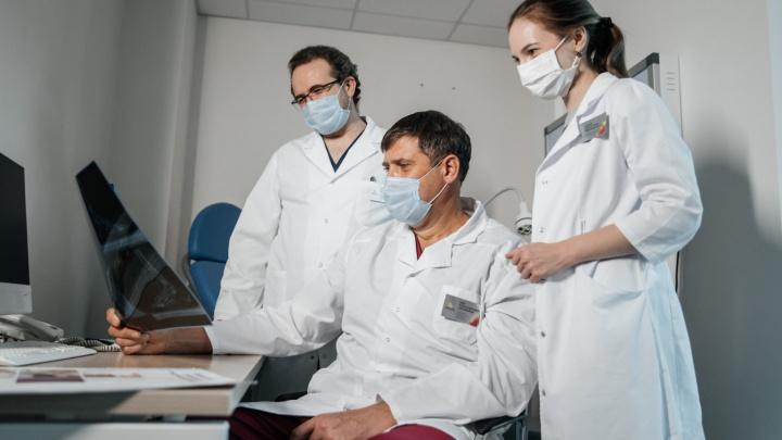 «АВИЦЕННА» в октябре снизила цены на диагностику рака молочной железы