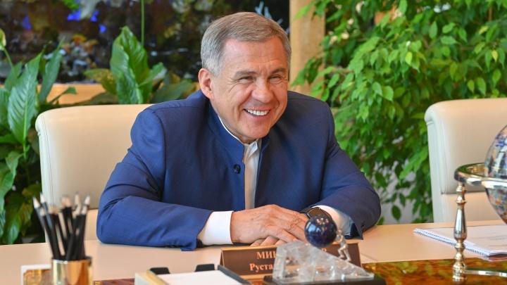 Губернатор Самарской области решил выплатить президенту Татарстана 35 000 рублей