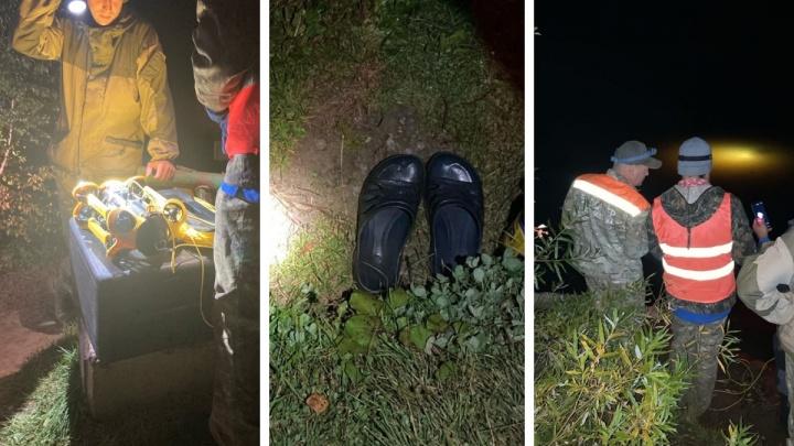 Волонтеры Красноярска за 20 минут с помощью дрона нашли тело утопленника