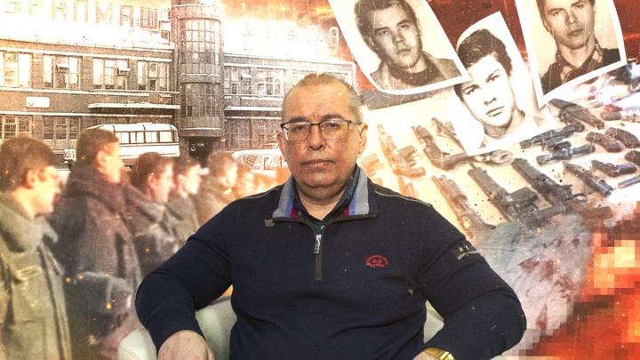 Бандитский Екатеринбург: братья Коротковы убивали всех — свидетелей, милиционеров, своих компаньонов