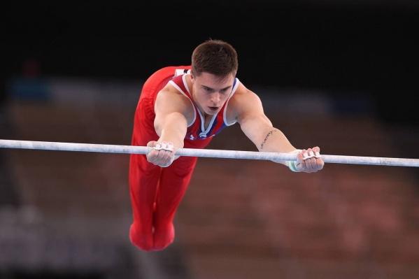 Никита Нагорный — бронзовый призер Олимпиады в Токио