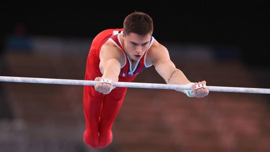 Итоги 11-го дня Олимпиады в Токио: у нас золото в борьбе и бронза в гимнастике