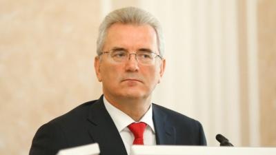 Пензенского губернатора арестовали на два месяца по делу о взятке на 31миллион рублей