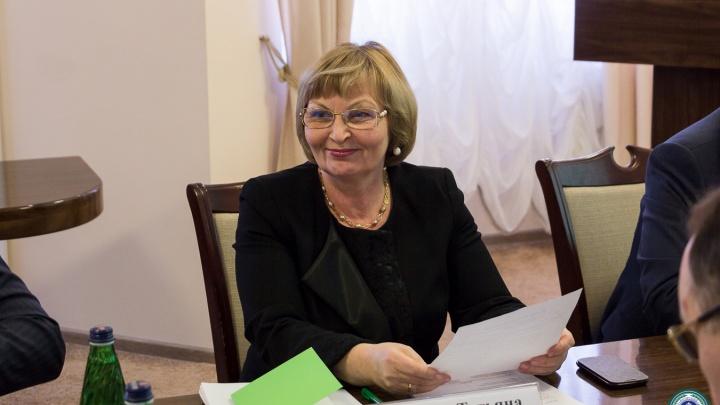 Экс-ректор ЮГУ вернулась в вуз. Она будет курировать «нефтяной» образовательный проект