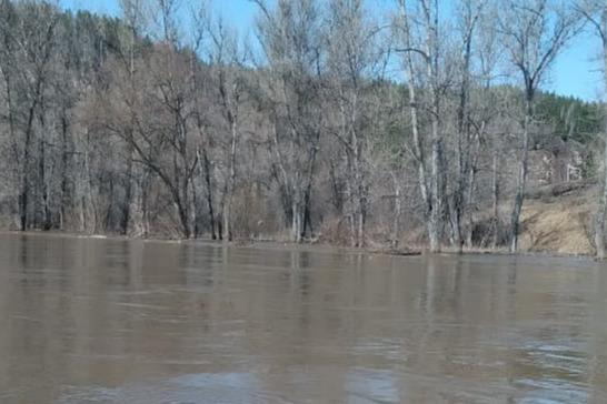Мужчина утонул на реке Ай