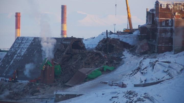 «Все в страшном состоянии»: задержаны руководители Норильской фабрики— они знали о возможности обрушения
