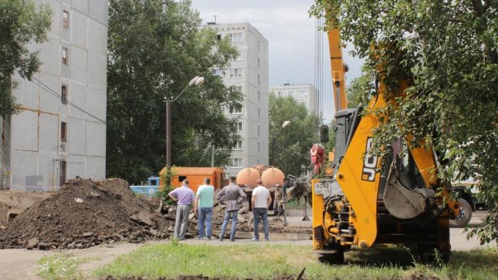 В Омске завтра отключат холодную воду на 18 улицах