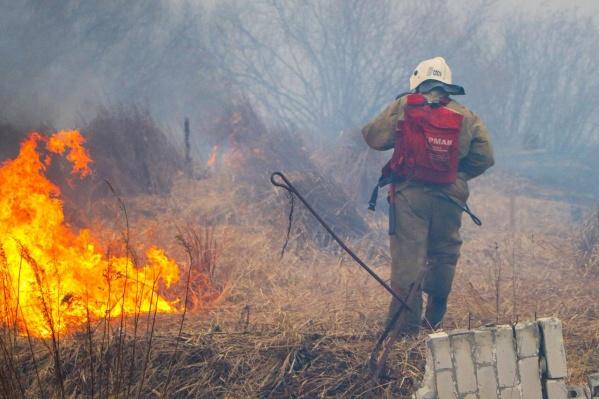 Зауральцам напоминают об ответственности за нарушение особого противопожарного режима