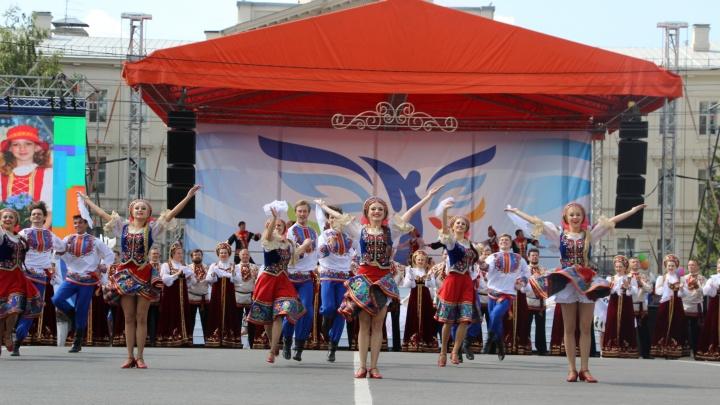 Мэрия Омска изменила дату и место празднования Дня города