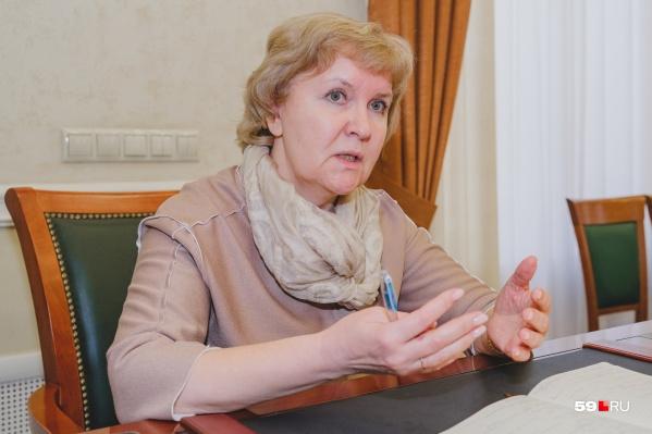Наталия Минаева заняла пост руководителя ПГМУ в конце декабря 2020 года