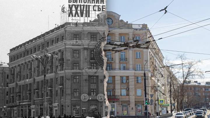 «Ритм» эпохи: что осталось от крупнейшего музыкального магазина Челябинска