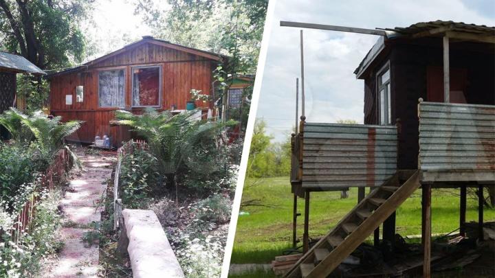 От металлических шалашей до коттеджей: показываем, какие дома можно купить за Волгой