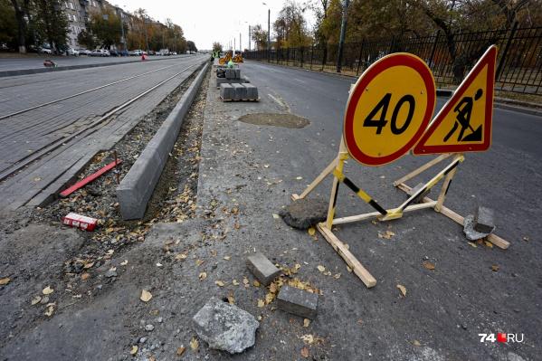 Общая протяженность трамвайных путей в Челябинске — 124,7 километра в одну сторону