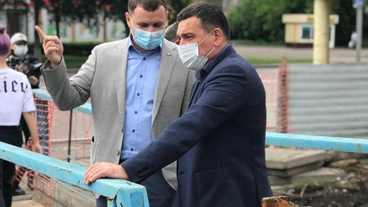 «Мы не знаем, кто и откуда его выпустил»: мэр Новокузнецка высказался о секретном происхождении COVID-19