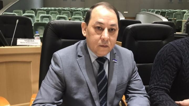 В Тюмени экс-депутат по видеосвязи из изолятора просил смягчить ему меру пресечения