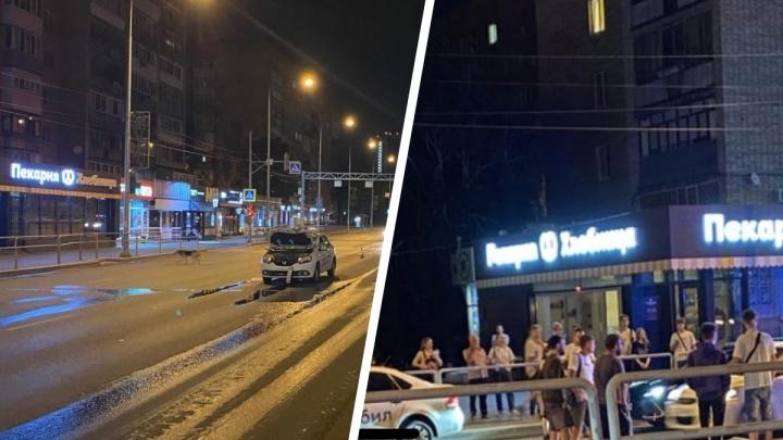 В полиции рассказали о состоянии пешеходов, пострадавших в ДТП на Ново-Садовой
