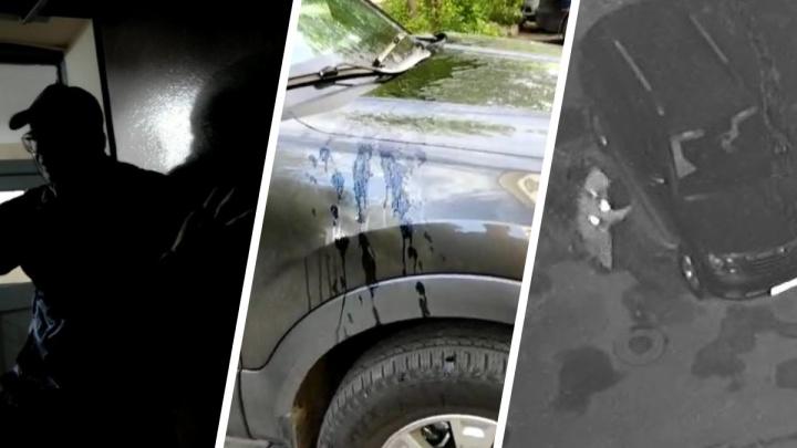 В Екатеринбурге бывший силовик выстрелил в соседа по подъезду из-за спора об автомобиле
