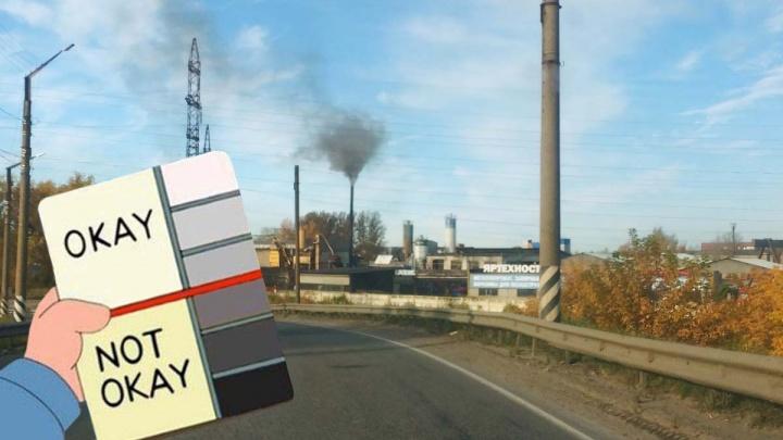 «Дышать уже нечем»: ярославцы массово жалуются на бессонницу и головную боль из-за асфальтового завода