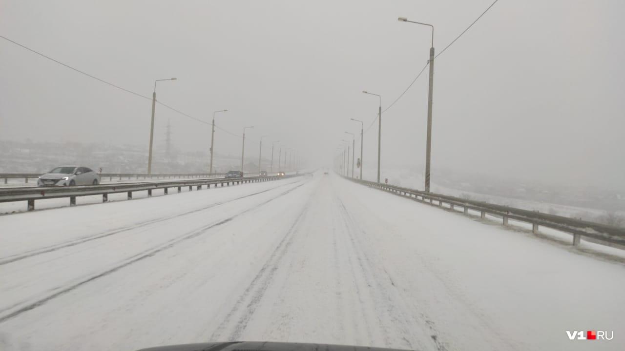 Непогода остановила всё автобусное сообщение по области