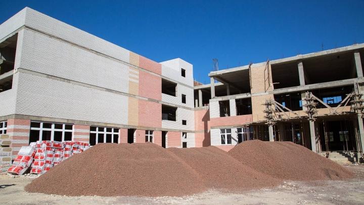 Новую школу на 1100 мест хотят открыть в Анапе к сентябрю 2022 года