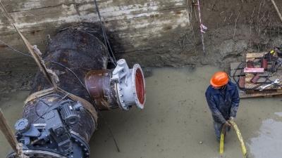 Два района на три ночи: в Волгограде отключают воду в сотнях многоквартирных домов